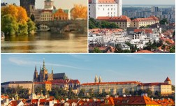CEHIA - PRAGA - CITY BREAK